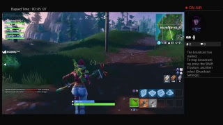 LadyFalcon_61387 Fortnite season 7 with husband and friends!!!!