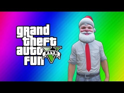 GTA 5 Online Funny Moments Gameplay - Jet Body Launch, Bar Fire, Vehicle Sex, Titan Plane Attack!