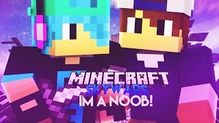 Minecraft SKYWARS | I A NOOB /w ChadAlan