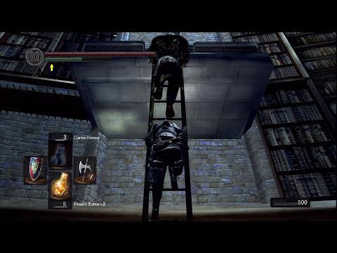 Dark Souls-Guía Todo el Recorrido 010 (Archivos del duque) Parte 1