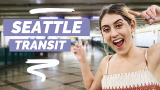 Seattle Transportation  |  Using the Light Rail  |  Sound Transit