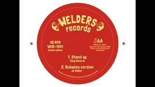 WELDERS RECORDS WER 1201 - Murray Man, King General, Sama Renuka, T High T