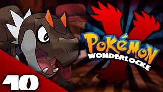 POKEMON Y WONDERLOCKE (Facecam) - #10 LEGS WIDE OPEN  - Pokemon X and Y Wonderlocke