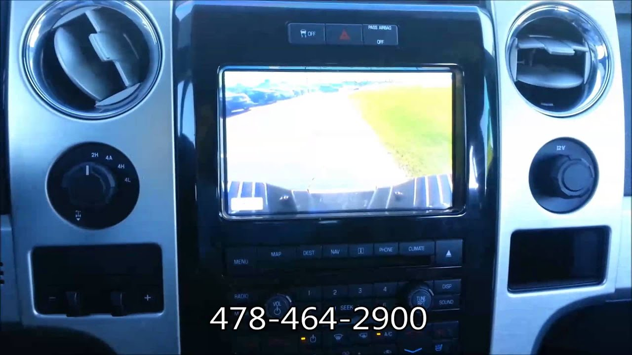 Riverside Ford Macon Ga >> 2012 Ford F-150 Platinum 4x4 #B1747 at Riverside Ford Lincoln in Macon, GA - YouTube