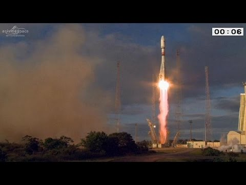 "ESA successfully launches ""environment data"" satellite"