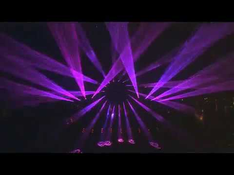 Best laser show ever // El mejor show láser jamás visto
