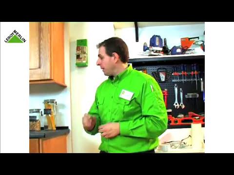 Montar una cocina - Parte VI - Colocar la encimera, la placa y el fregadero. (Leroy Merlin)