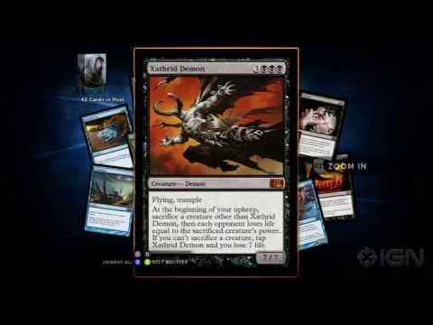 Magic 2014 Finally Gets Deck Building