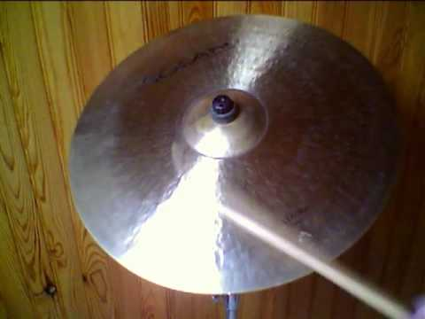 "Agean Extreme Crash 18"" cymbal"