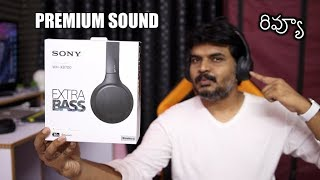 Sony WH-XB700 Wireless Headphones Review ll in Telugu ll