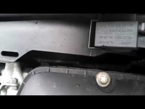 BMW E46 325xi right before water pump failure
