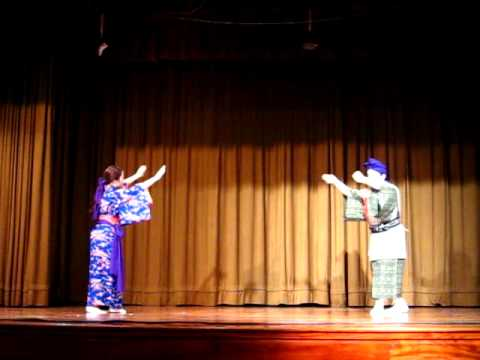 Danza tradicional Okinawense