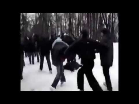 Hooligans Lokomotiv Moscow Montage by HQ Football Goals & Compilations
