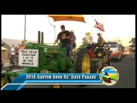 2014 Gaston Day Parade