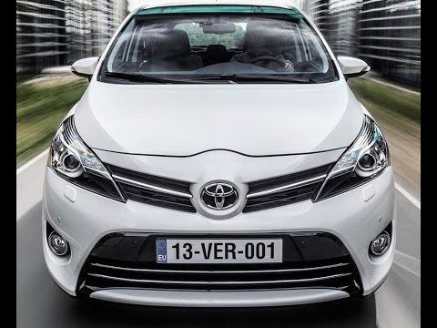 New Toyota Verso 2016