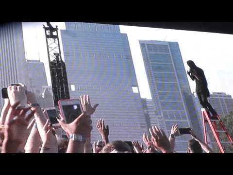 Twenty One Pilots Car Radio Trees Live Lollapalooza Chicago IL August 2 2015