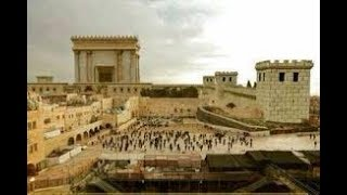 Video: The Third Temple will be Jewish and Unholy for Christians - Anthony Buzzard