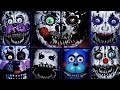Baby's Nightmare Circus - All Jumpscares