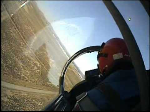 2008 RENO JET RACE, PILOT CURT BROWN COCKPIT CAMERA
