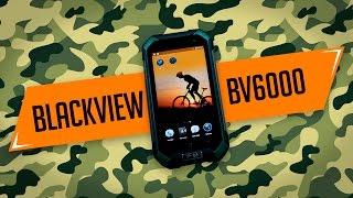 Blackview BV6000 обзор (распаковка) удачного защищенного смартфона - unboxing - отзывы - купить