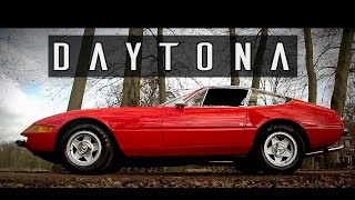 FERRARI 365 GTB/4 DAYTONA COUPÉ 1973 - Full test drive in top gear - V12 sound | SCC TV