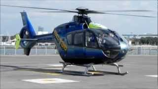 Eurocopter EC135 Take off JA30TH