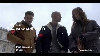 L'art du crime ~ Final de la saison 2, vendredi à 21.00 sur France 2