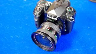 19-35mm wide angle lens for full frame camera Canon Pentax Nikon review