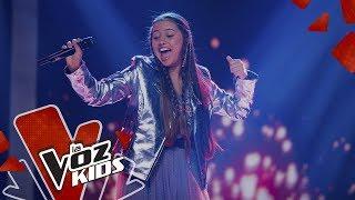 Nataly canta I Got You (I Feel Good) en los Rescates | La Voz Kids Colombia 2019