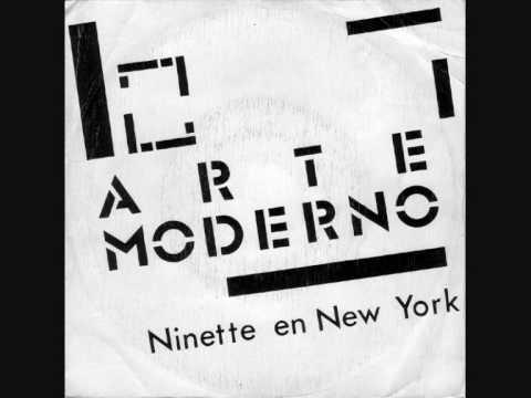 Arte Moderno - Soy feliz.