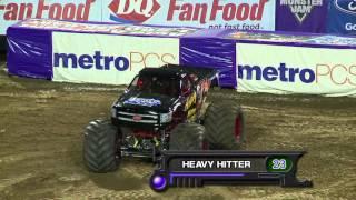 Monster Jam Everbank Field Jacksonville, Florida 2014 - FULL SHOW - Episode 9