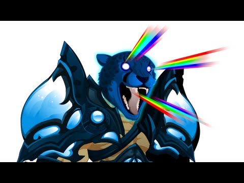 AQW Darkblood Stormking Rank 10 Passive