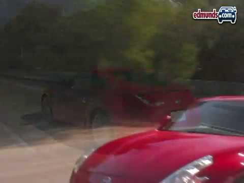 Новый Nissan 370Z тест-драйв