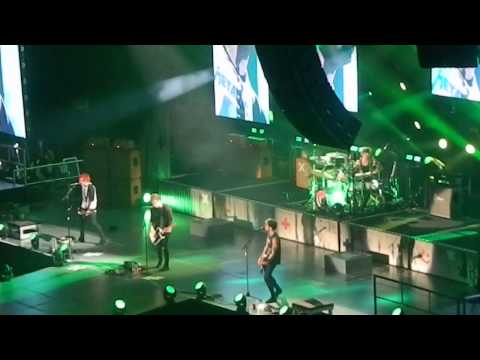 Voodoo Doll - 5 Seconds of Summer - The Forum - 11/16/14
