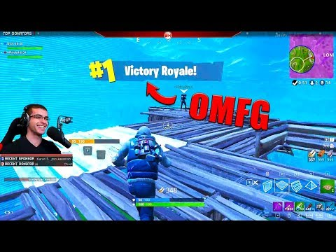 I got a little kid his FIRST win ever in Fortnite! (Random Duos)