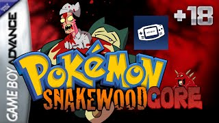 Pokemon Snakewood Para Android Hackrom My Boy! GBA PC