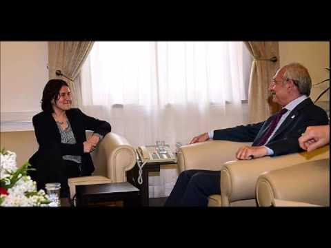 CHP leader Kılıçdaroğlu, EP Turkey Rapporteur Piri discuss post-election period over phone