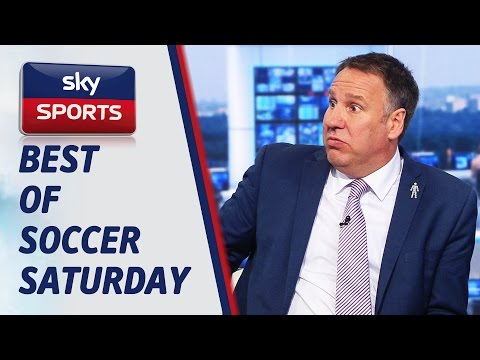 Carroll runs riot against Arsenal! - Best of Soccer Saturday - 9th April