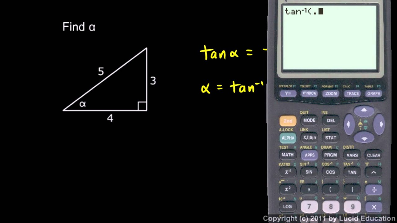 how to find arctan without calculator