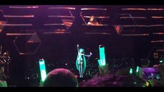[VIP View] Hatsune Miku Concert 2018 Los Angeles HD 1080P 60FPS Full Length