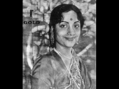 Geeta Dutt : Haule haule dole : Film - Sair-E-Paristan (1958...