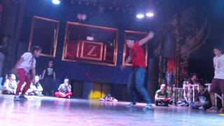 Финал. Lil Di Диана Егорова vs Андрей Мухоплев Hip Hop Freеstyle Battle (1х1)