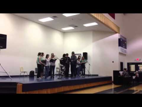 Victor's Crown by Alpha Omega Academy Choir