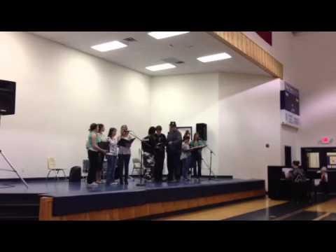 Victor's Crown by Alpha Omega Academy Choir - 05/17/2013