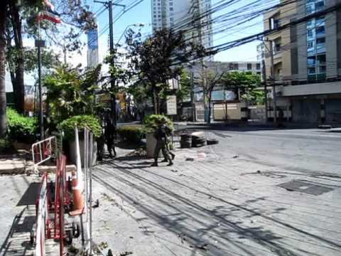 Bangkok Aftermath, Day 2: Din Daeng Area – 21 April 2010