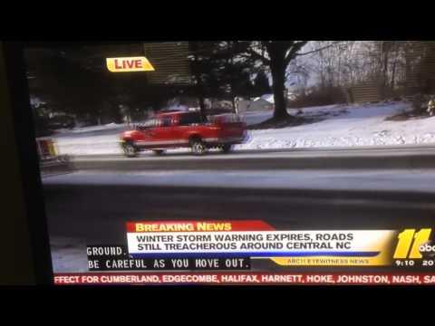 News Anchor Fail - Perfect timing