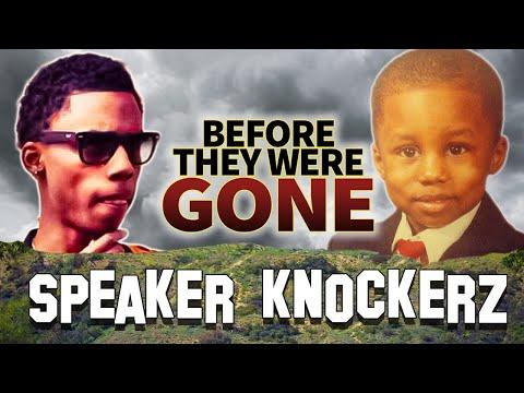 SPEAKER KNOCKERZ - Before They Were Dead