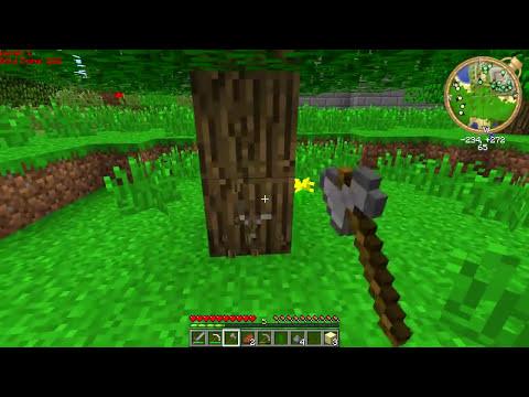 Castelo Flutuante! - Sobrevivência Fenonástica: Minecraft #1