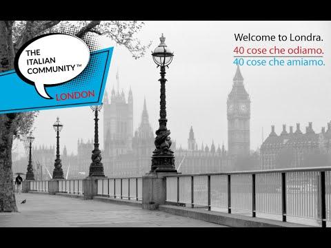 40 cose che gli Italiani odiano ed amano di Londra