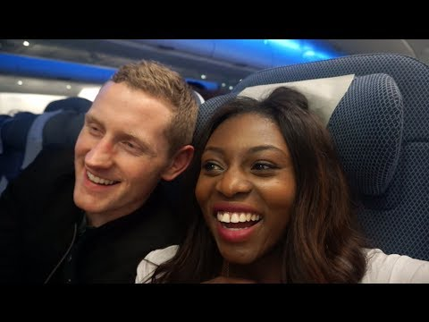 FLYING IN STYLE WITH BA TO HONG KONG! VLOG 1